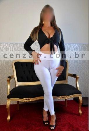 Acompanhante Luana Massoterapeuta
